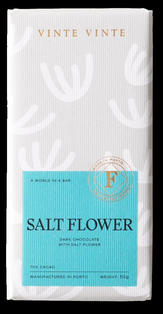 Dark Chocolate with Salt Flower